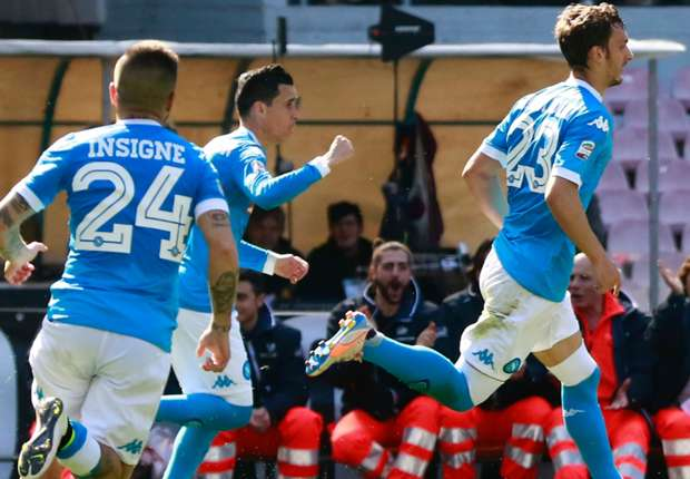 Video: Napoli vs Hellas Verona