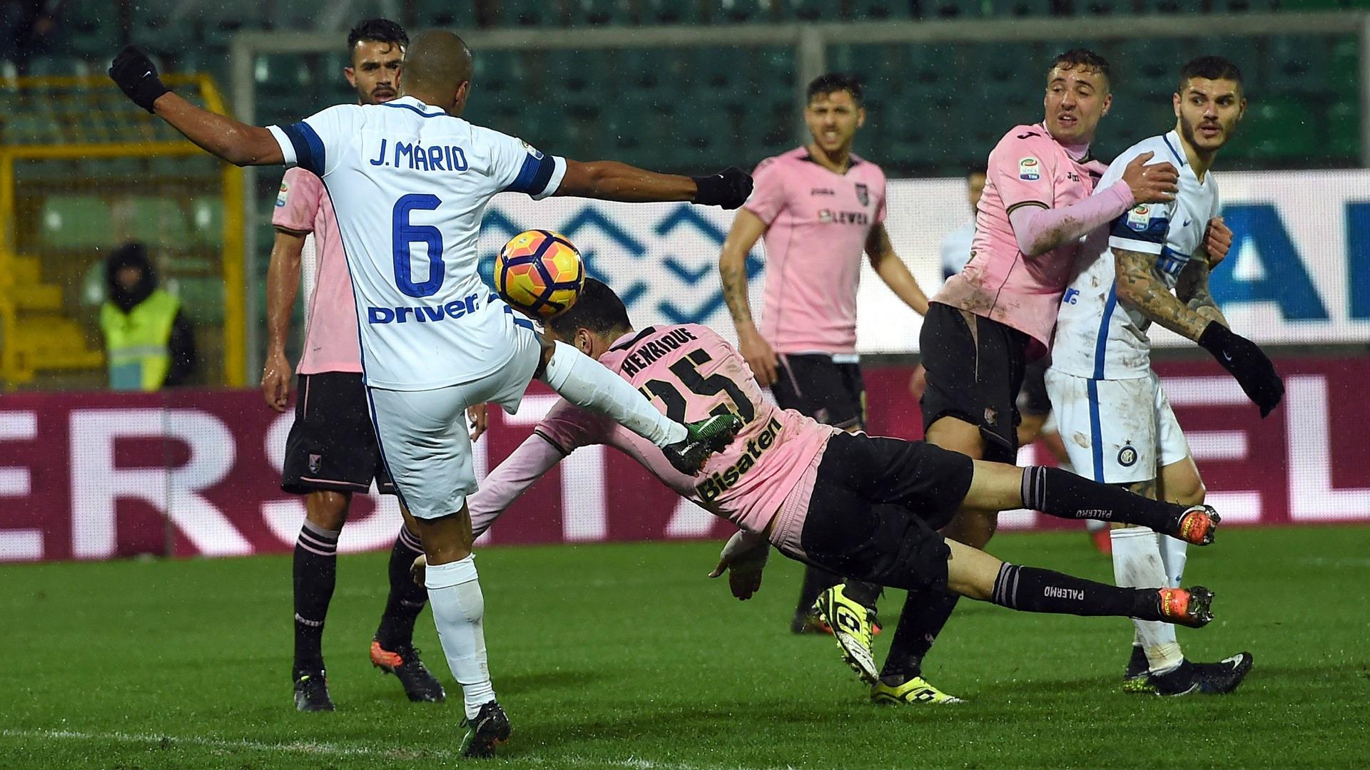 Joao Mario Palermo Inter