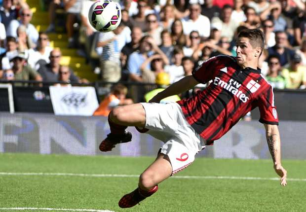 Cesena 1-1 AC Milan: Rossoneri held to a draw