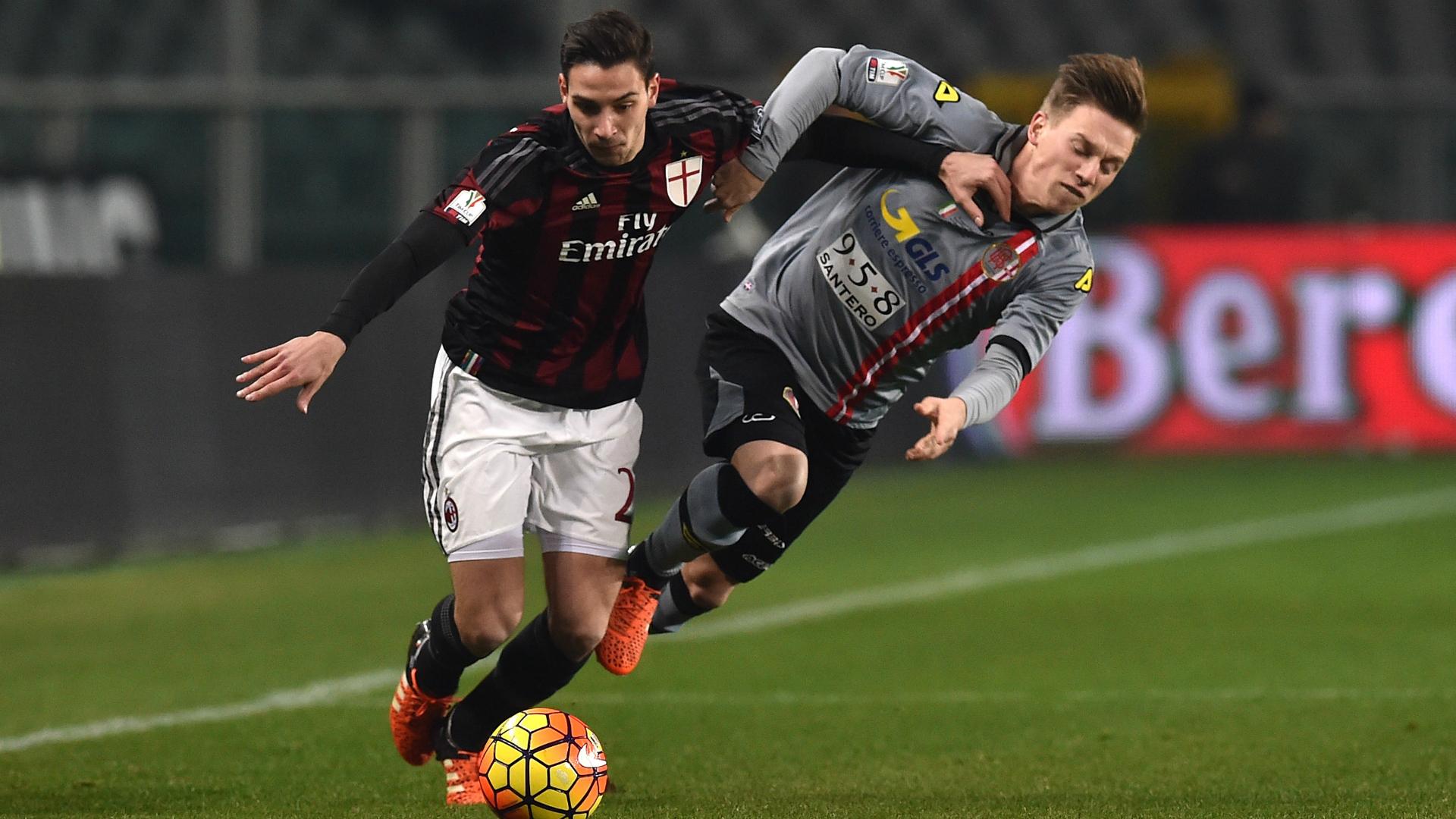 Video: Alessandria vs AC Milan