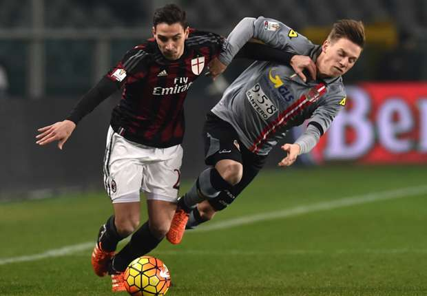 Video: Alessandria vs AC Milan