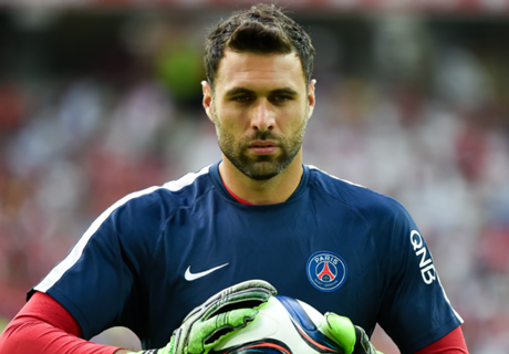 Sagnol: Sirigu won't join Bordeaux