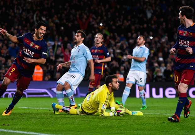 Messi's penalty pass was different, not disrespectful - Celta coach