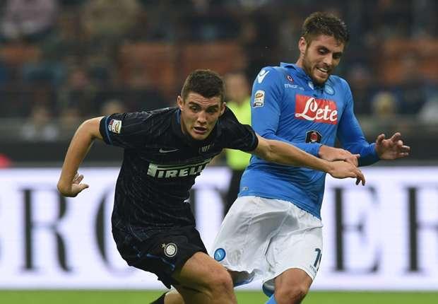 Lieferten sich einen Kampf auf Messers Schneide: Inter Mailand und der SSC Neapel