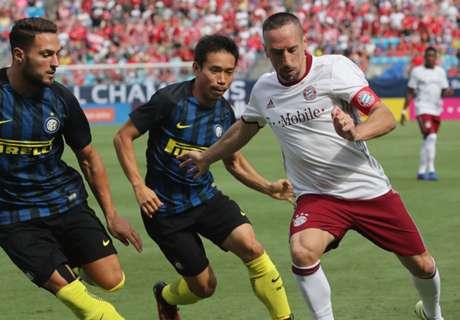 Ancelotti calms Ribery