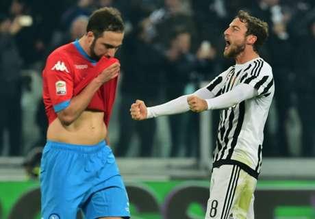 RAPOR PEMAIN: Juventus 1-0 Napoli