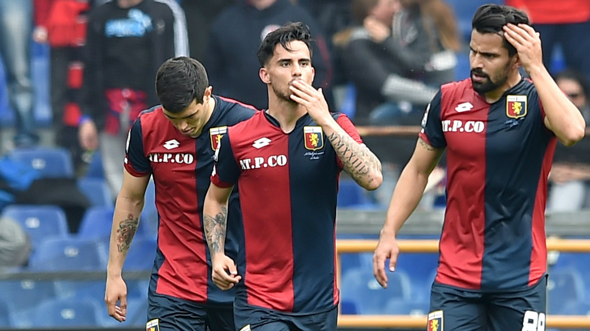 Video: Genoa vs Frosinone