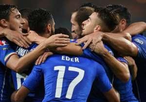 <strong>ITALIA |</strong> La Azzurra sentenció su clasificación con la victoria 3-1 en Azerbaiján, para transformarse en inalcanzable para Croacia, hoy tercero.