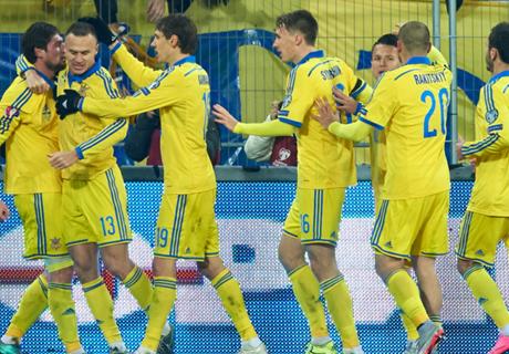 Slovénie-Ukraine 1-1, résumé du match