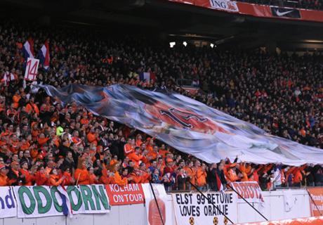 Holanda x França parou por Cruyff