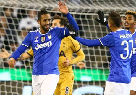 WATCH: Juve vs Tottenham goals