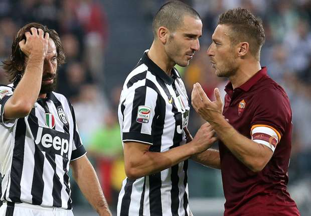 Totti: Juventus should play in their own league