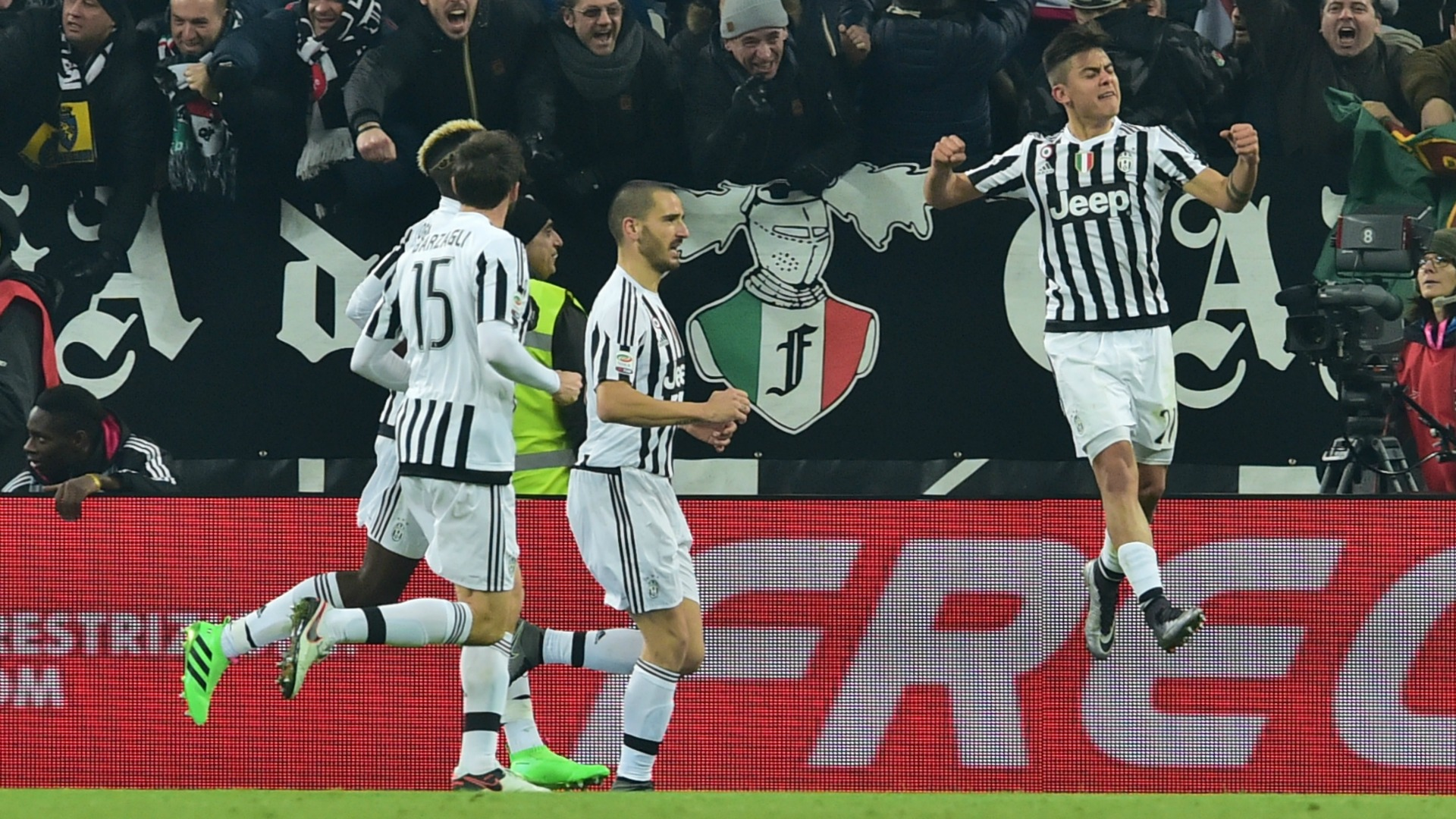 Video: Juventus vs AS Roma