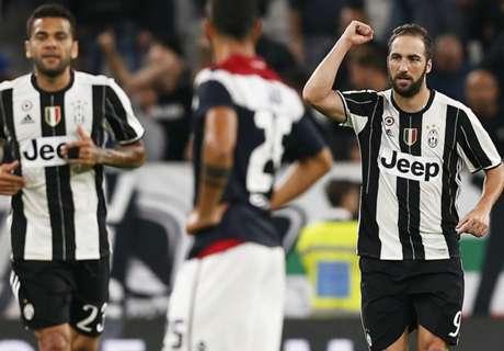 Juventus visita el Renzo Barbera