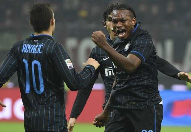 AC Milan 1-1 Inter: Obi strike seals point on Mancini's return