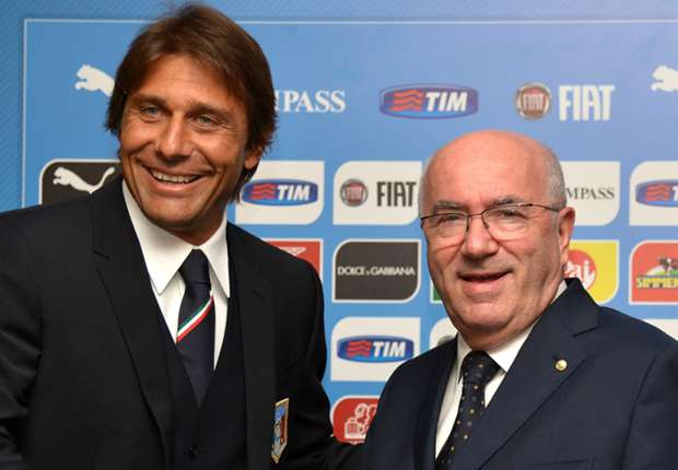 Conte's Italy venture bucks the trend for modern coaches