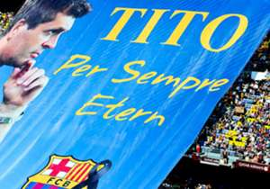 On April 25, 2014, former Barcelona coach Tito Vilanova tragically lost his battle against cancer at the age of 46. One year on from his passing, Goal remembers the 2013 Liga winner.
