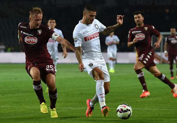 Inter tuvo un deslucido debut en el torneo.