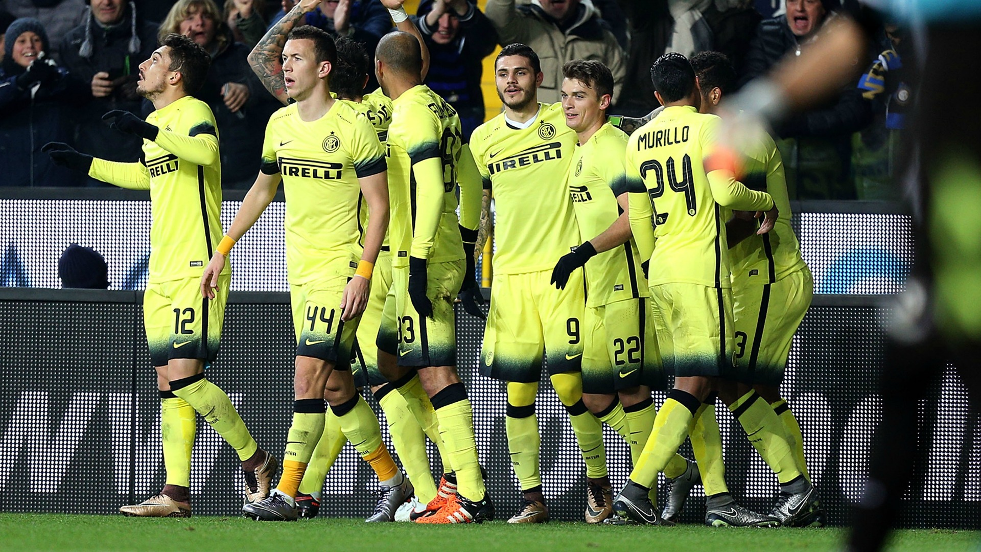 Video: Udinese vs Inter Milan