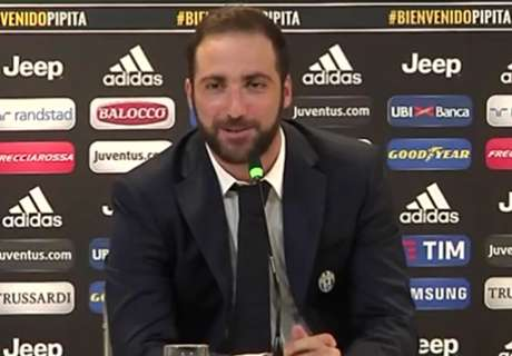 ADL: Higuain either a liar or an actor