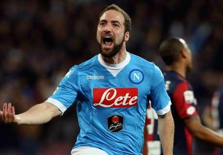 Italiano: Napoli 3x1 Genoa