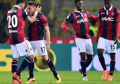 VIDEO - Highlights Bologna-Fiorentina 1-1