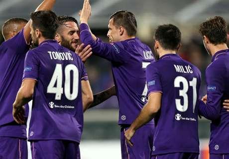Fiorentina & Schalke Kian Dekat Ke Fase Gugur
