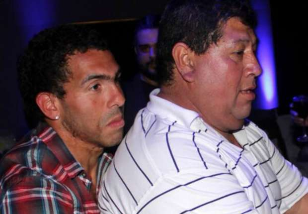 Ayah Tevez dalam kondisi selamat pascainsiden penculikan.