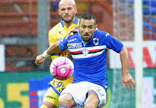 Video: Sampdoria vs Frosinone