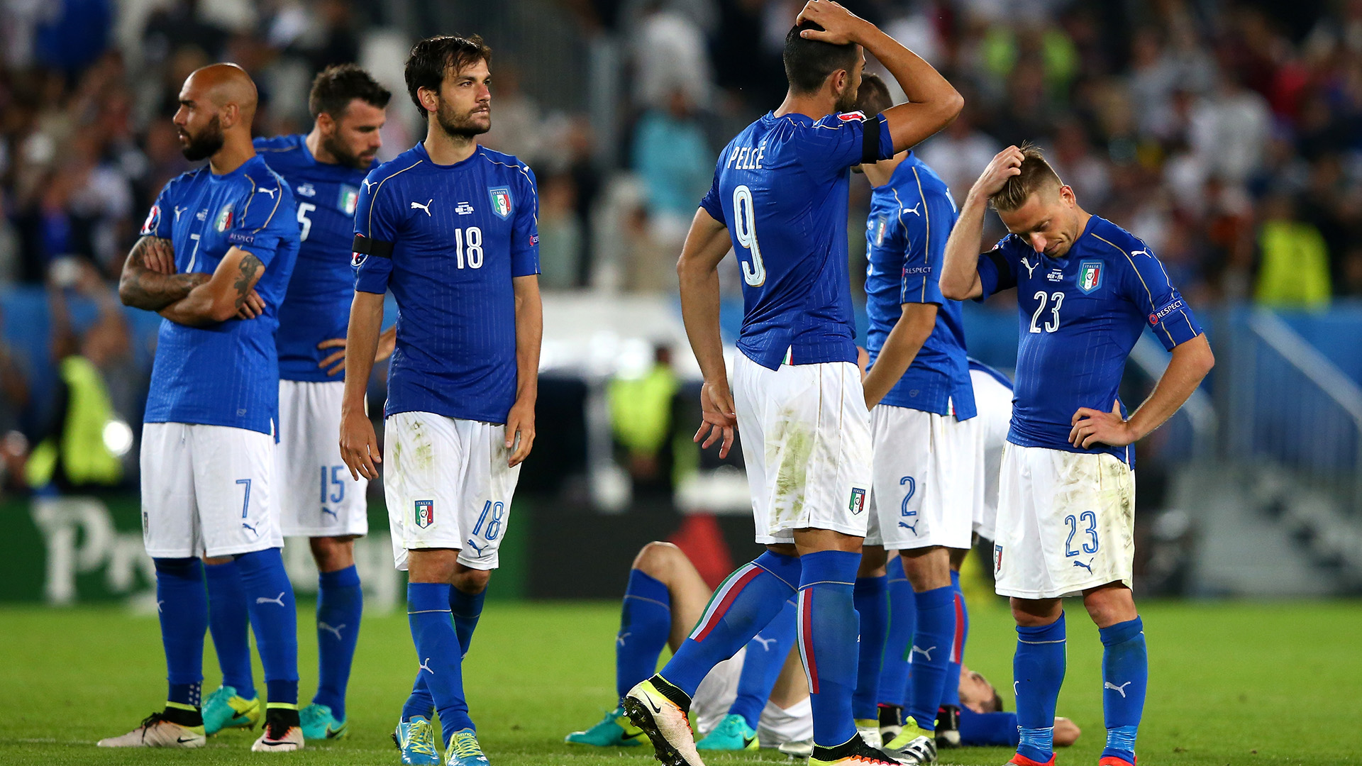 Euro 2016 news: Antionio Conte hits out at lack of support in Italy role