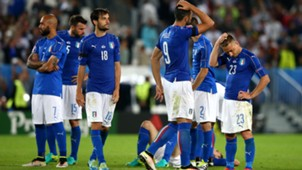 Italy players vs Germany