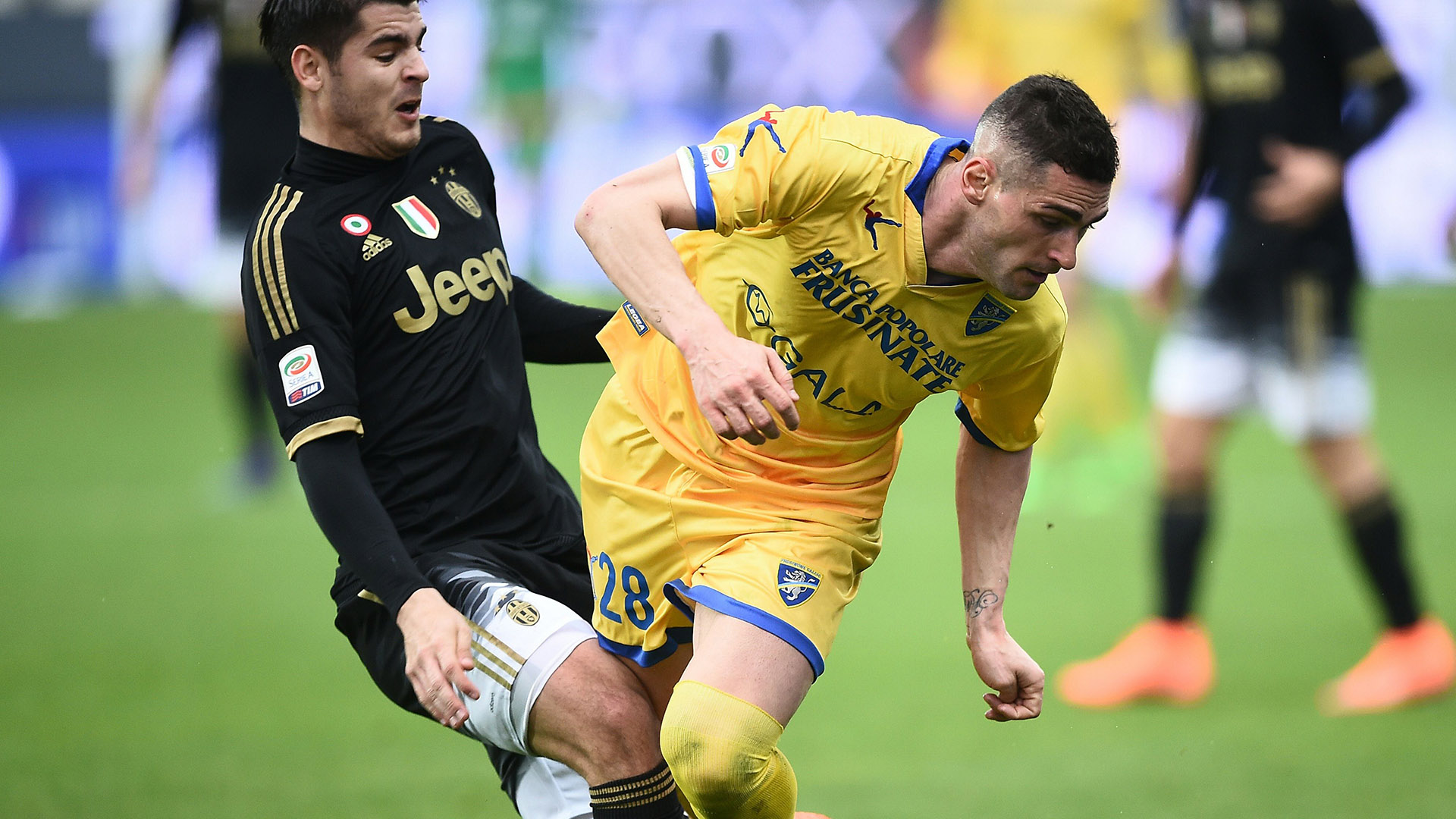 Video: Frosinone vs Juventus