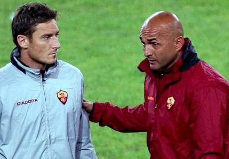 Spalletti gela Totti: