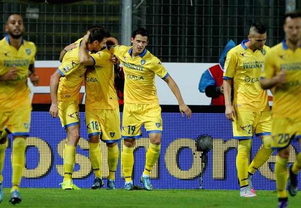 ไฮไลท์  Frosinone 2 - 0 Empoli