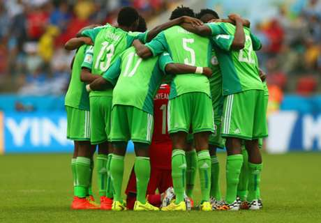 No Afcon guarantees for Nigeria