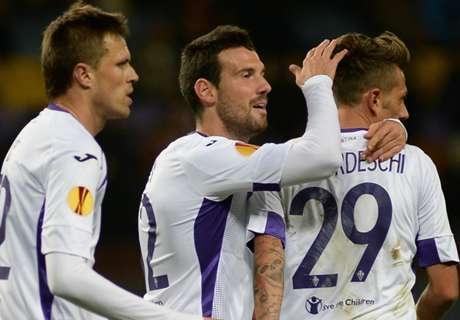 REVIEW Grup K & L Liga Europa: Fiorentina Perkasa, Trabzonspor Dipecundangi