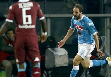 Serie A: Torino 1-2 Nápoles
