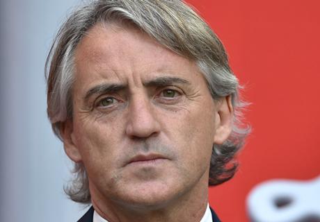 Mancini dément avoir critiqué Guardiola