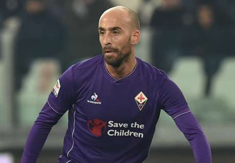 Milan-Roma, duello per Borja Valero