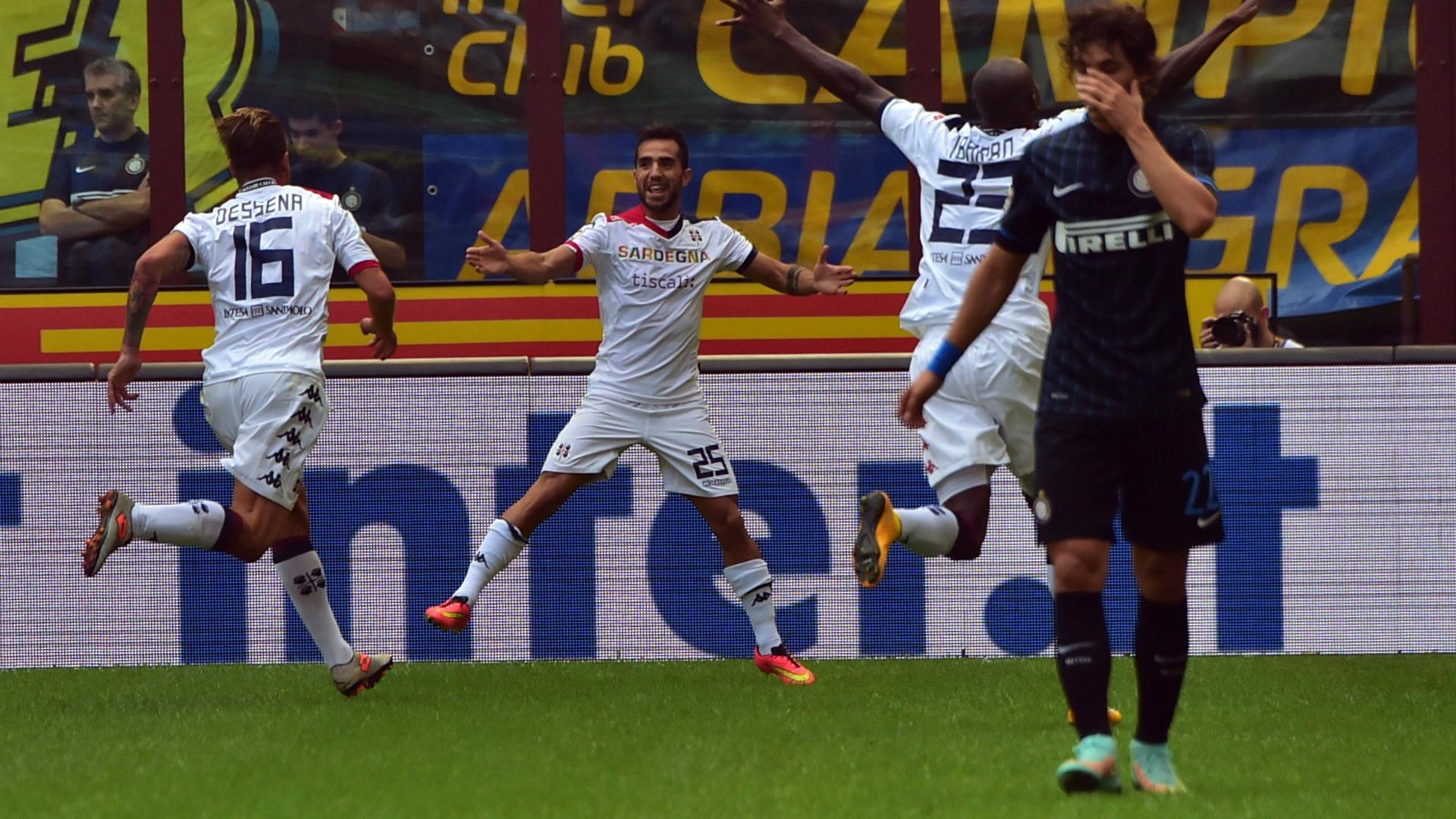 Cagliari 1-2 | Video Gol | Serie A | 16 ottobre 2016