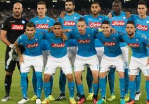 15. Napoli 77.566 puntos