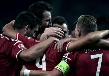 Hungría ganó en Oslo