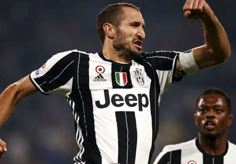 Chiellini: Juventus sent a message