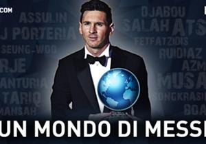 """Lionel Messi a 30 ans ce samedi. Retrouvez à cette occasion tous les joueurs estampillé """"Messi"""" dans le monde entier. Ils sont nombreux..."""