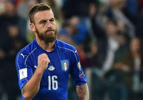 Eliminatórias: Macedônia 2 x 3 Itália