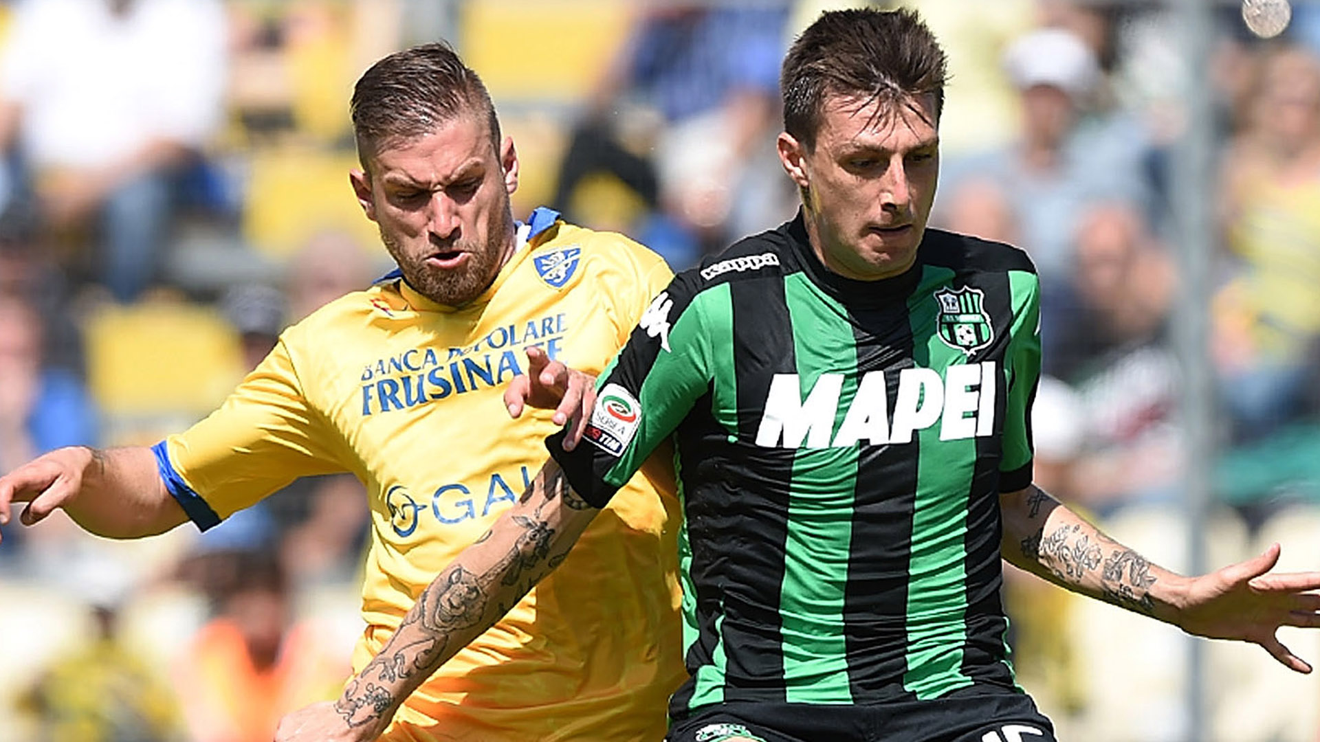 Video: Frosinone vs Sassuolo