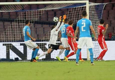 Betting: Benfica vs Napoli