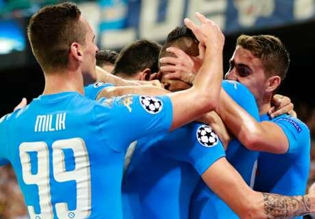Napoli a caccia del record Champions!