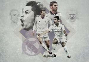 Abbiamo scelto i migliori 20 giocatori della storia del Real Madrid, eccoli nella nostra graduatoria ideale...