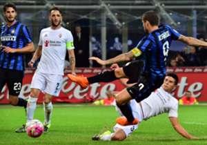 Icardi Ranocchia Rodriguez Inter Fiorentina